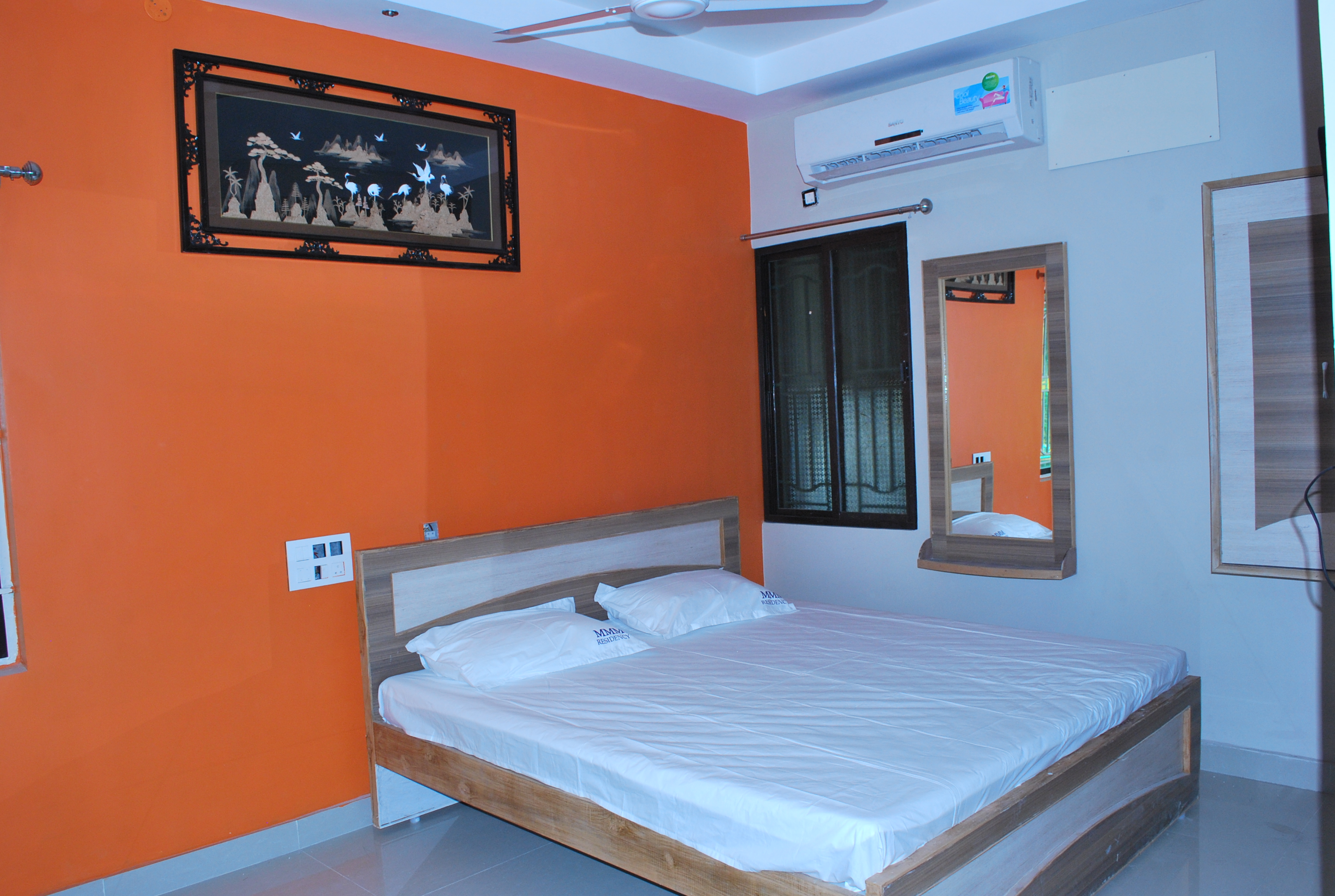 Two Bed ECO A/C Rooms